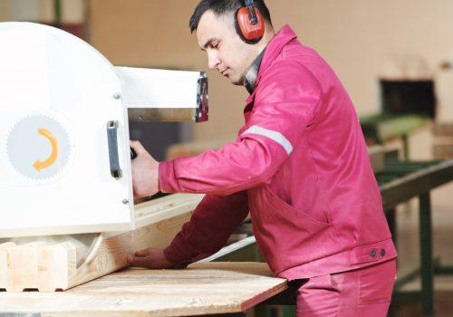 Holzverarbeitung und Messebau